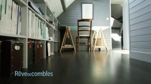 comment am nager les combles d une maison de style arcachonnaise bni. Black Bedroom Furniture Sets. Home Design Ideas